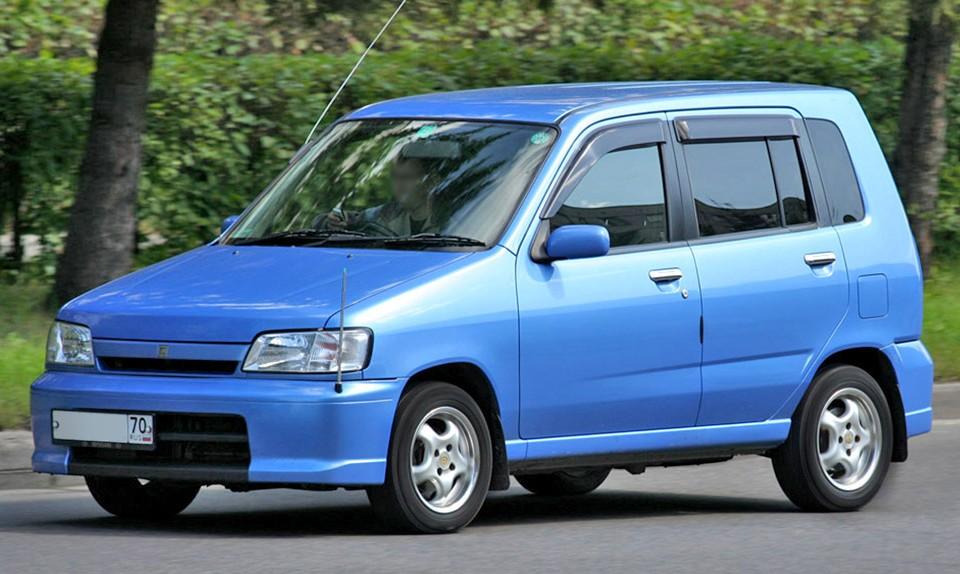 Nissan Cube 1999