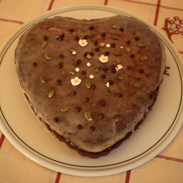ricetta torta al caffè di Befana