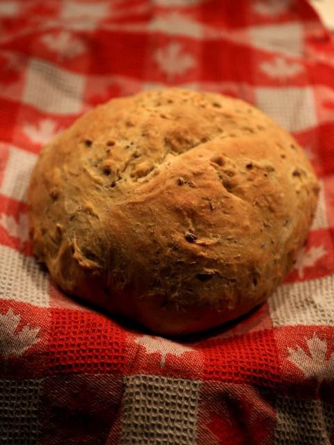 pane con le trebbie
