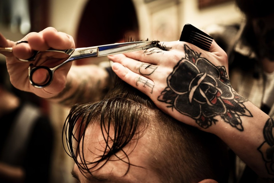 thy barber shop pistoia