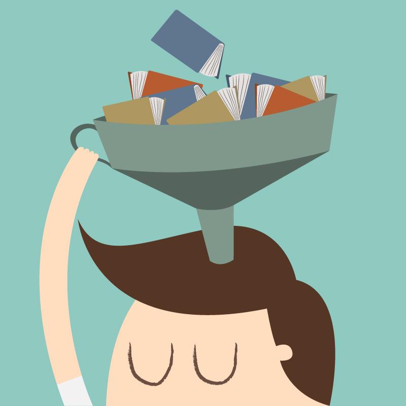 Alcuni libri sono in grado di modificare il nostro modo di pensare e vedere le cose