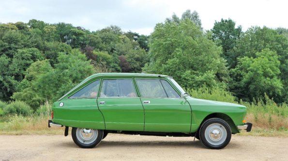 Citroën Ami 8 verde