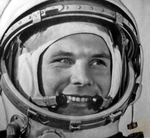Jurij Gagarin e i suoi denti dritti