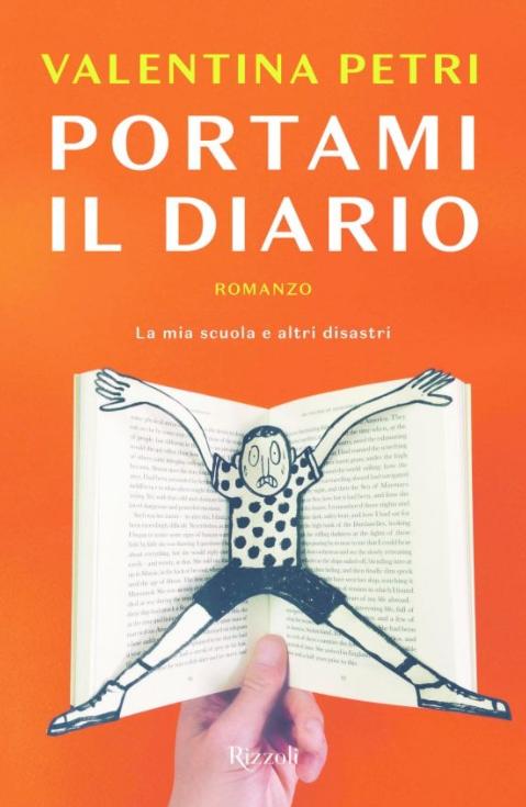 """Valentina Petri - """"Portami il diario"""""""