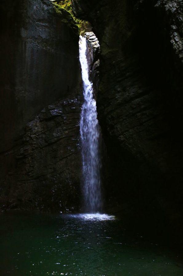 cascate Kobarid