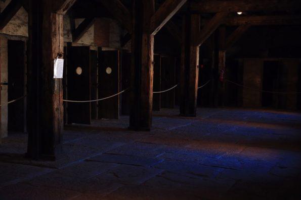 Risiera di San Sabba a Trieste - celle